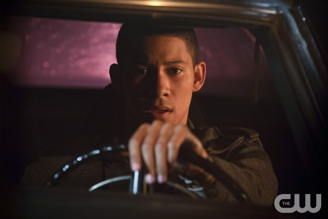 "The Flash -- ""Potential Energy"" -- Image FLA210a_9625b -- Pictured: Keiynan Lonsdale as Wally West -- Photo: Jack Rowand/The CW -- �© 2016 The CW Network, LLC. All rights reserved."