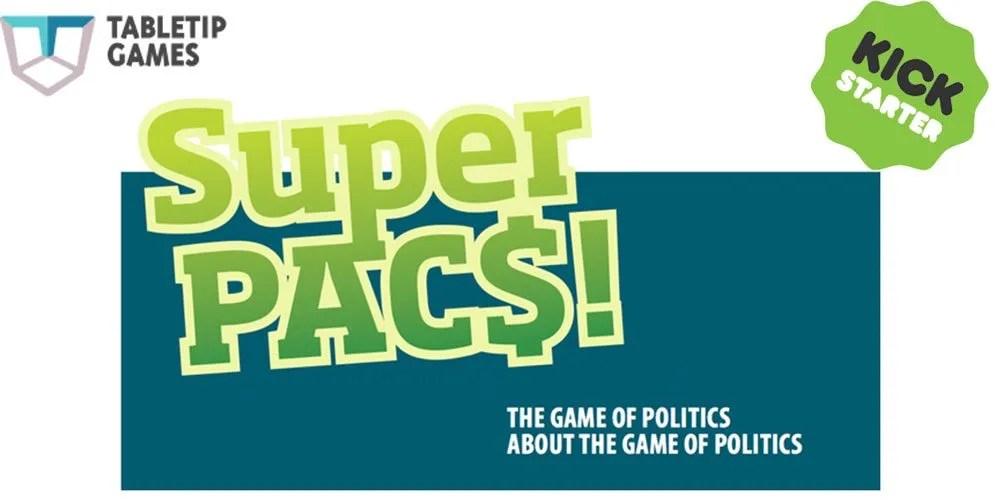SuperPACS Live on Kickstarter.