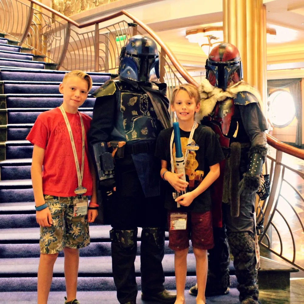 Disney Star Wars Cruise