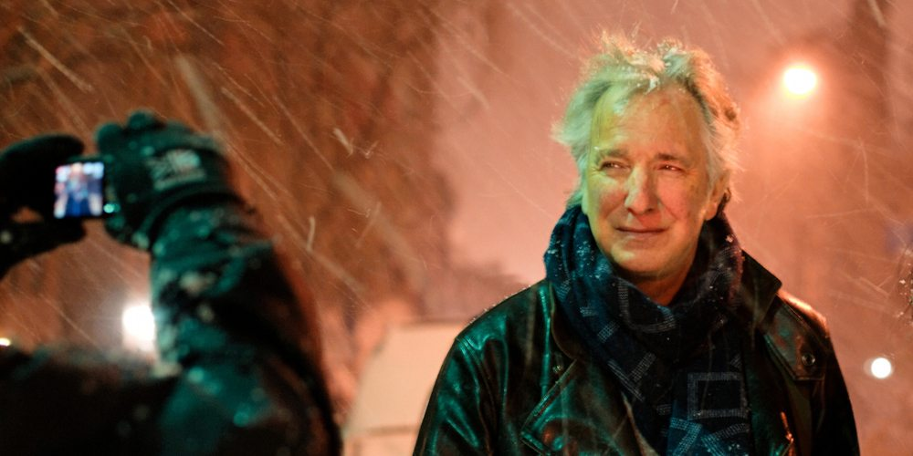 Alan Rickman. Always.