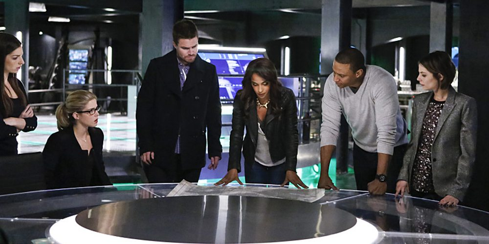 "Same Geek Channel: 'Arrow' Episode 4.15 ""Taken"""