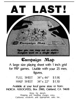 Camaign Map 1