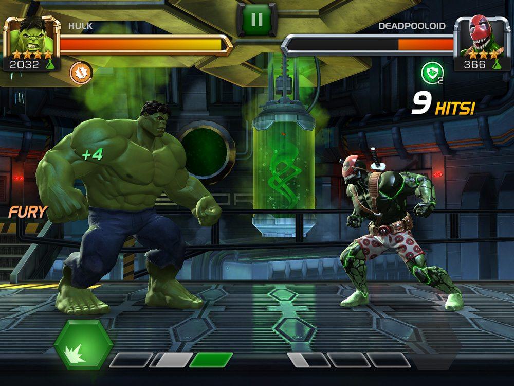Marvel Contest of Champions Deadpooloid