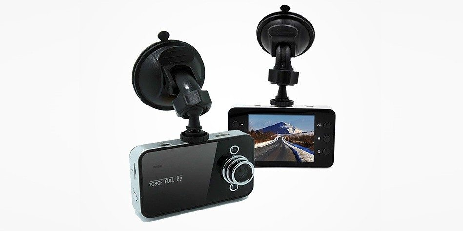 DashCam Hi-Res Car Video Recorder and Camera