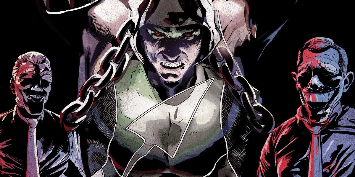 DC Comics: Buy 'Midnighter' Before He's Gone