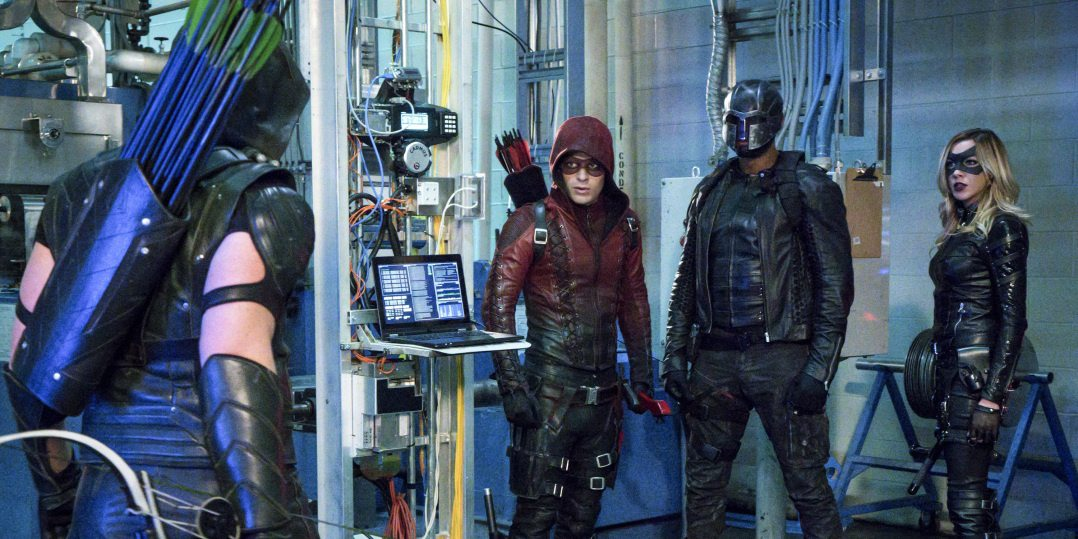 "Same Geek Channel: 'Arrow' Episode 4.12 ""Unchained"""