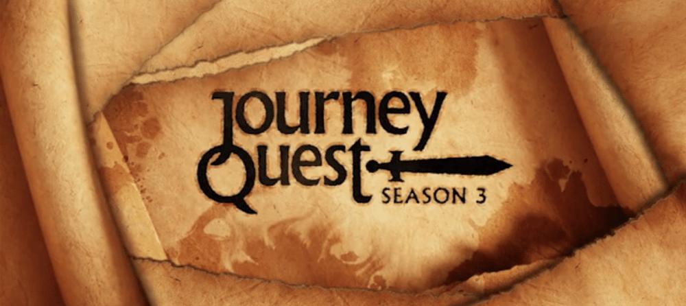 JourneyQuest Season 3 Title