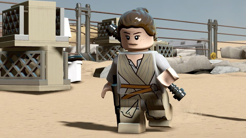 There Has Been an Awakening…in LEGO