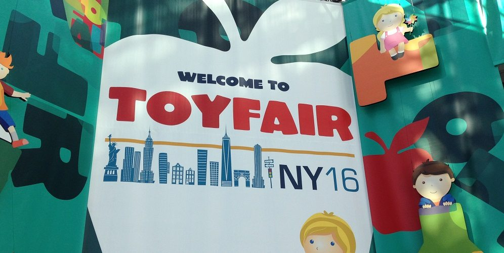 Highlights of Toy Fair 2016