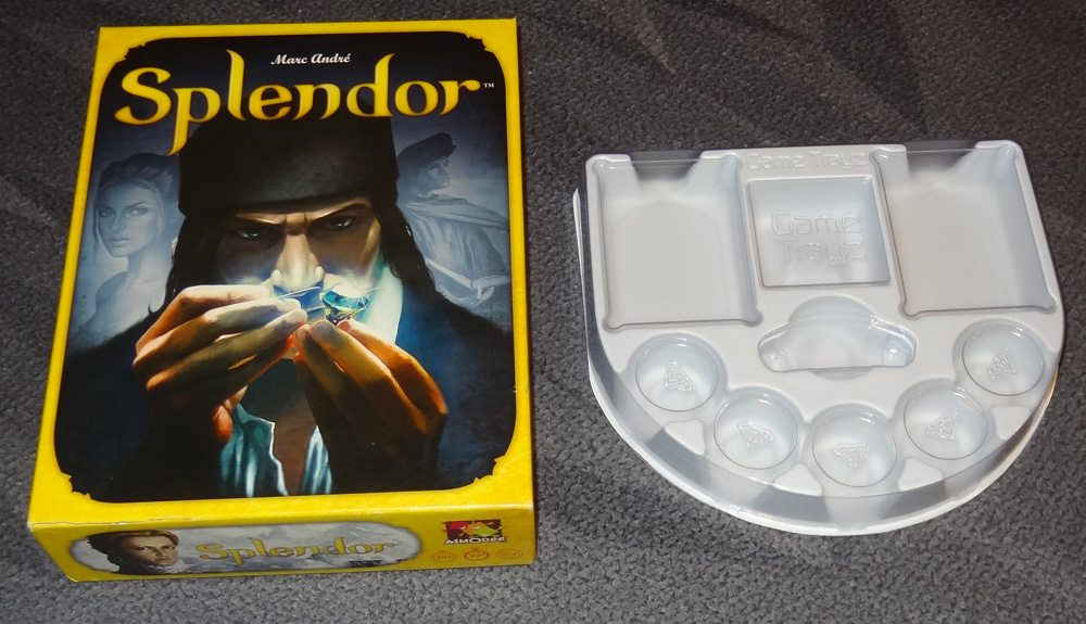Splendor Game Trayz