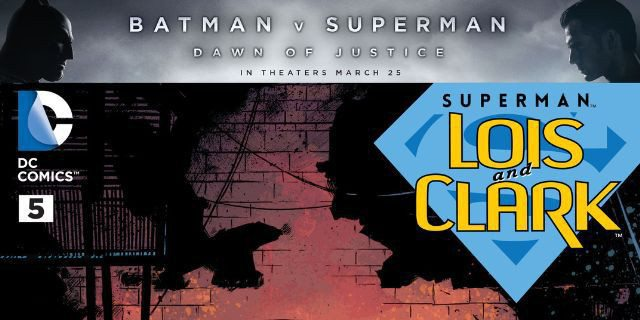 Lois & Clark Rule This Week in DC