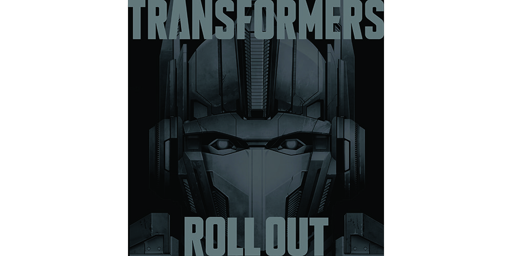 Pre-order 'Transformers'-Inspired Album 'Transformers Roll Out'