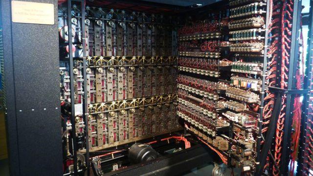 Inside the Bombe Machine