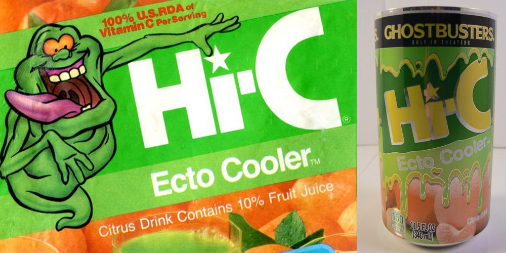 The Return of Ecto Cooler Appears Imminent