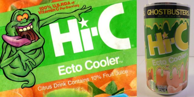 2016 Ecto Cooler Returns