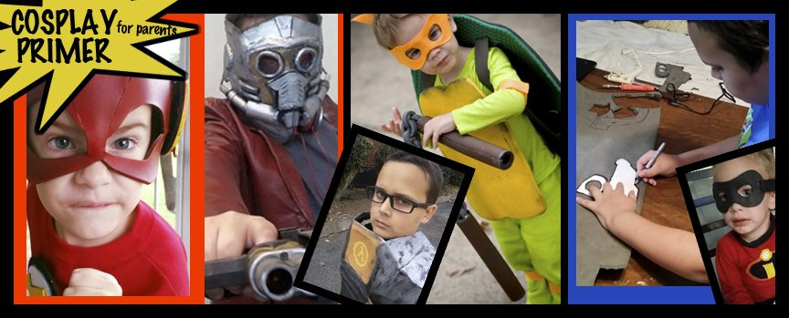 A Cosplay Primer for Parents