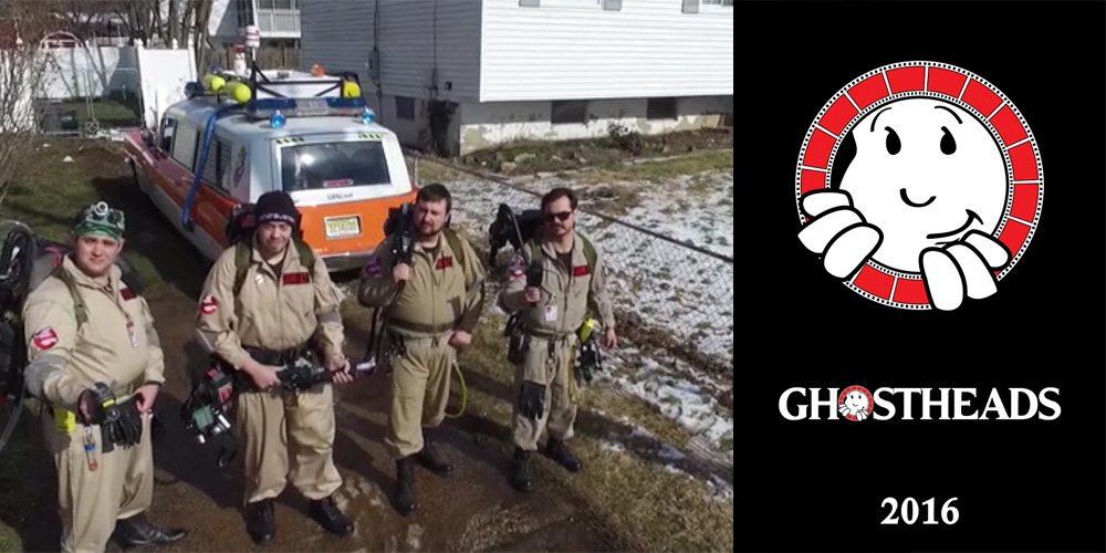 Kickstarter Alert: 'Ghostheads,' A Ghostbuster Fan Documentary