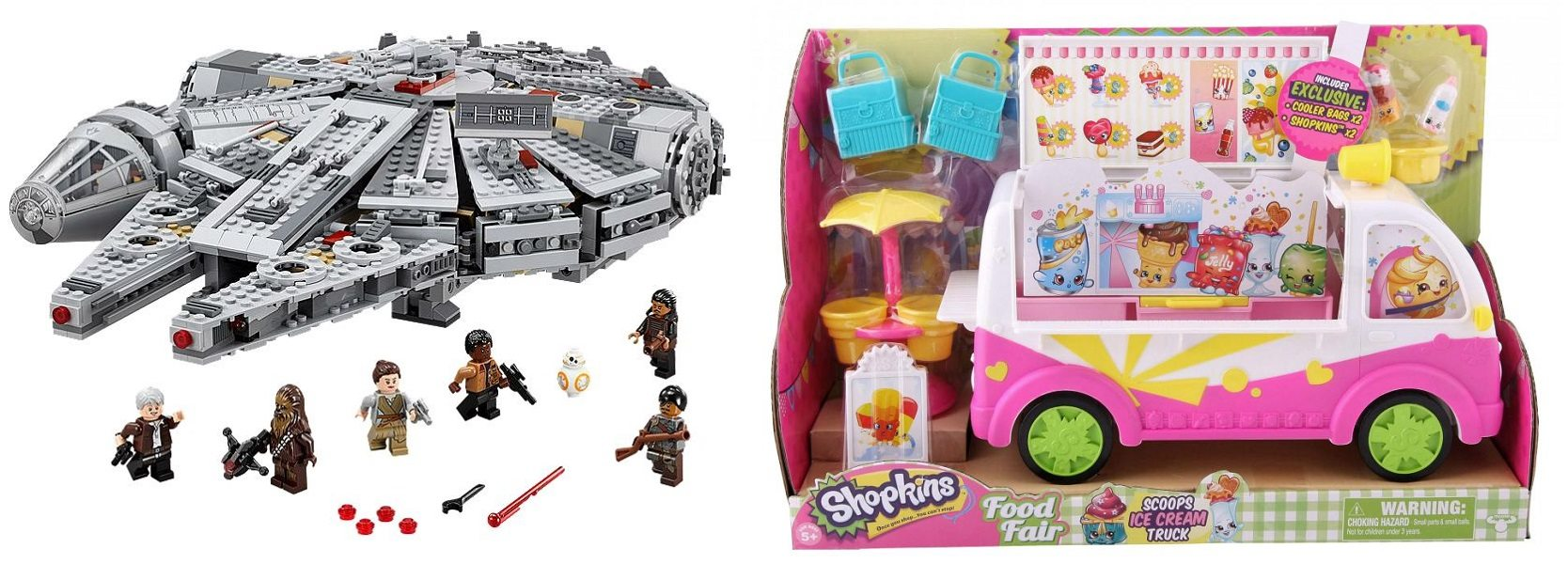 Toy of the Year Awards Continue to Insist That Boys Deserve Adventure, Girls Should Go Shopping