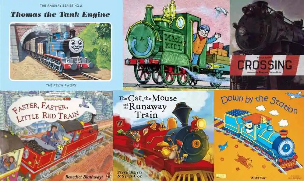 Stack Overflow: Beyond Sodor – Readable Books About Trains