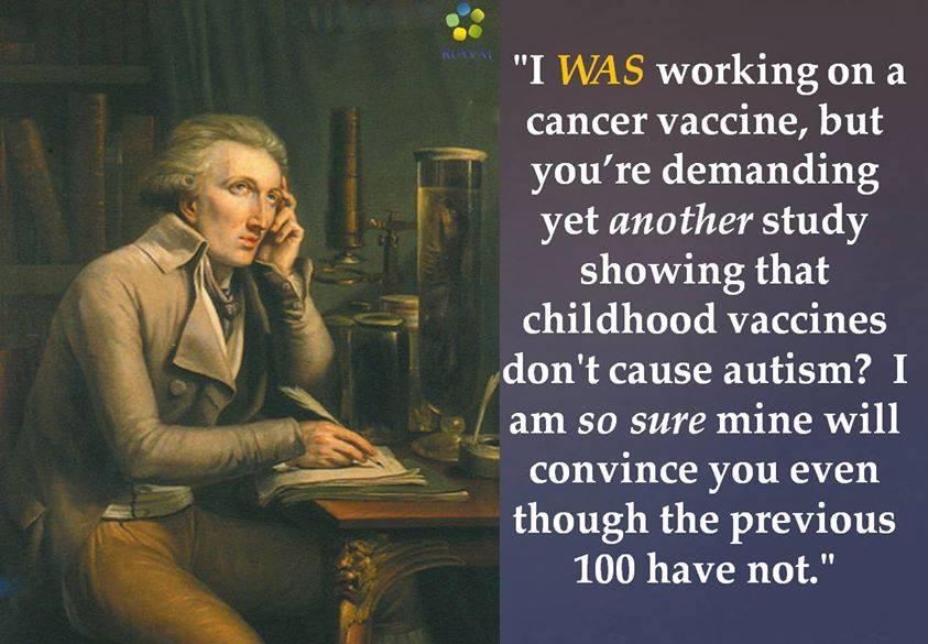 Image: Refutations to Anti-Vaccine Memes