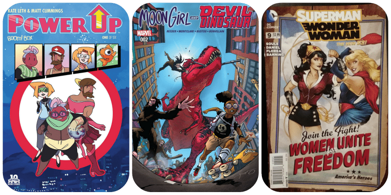 Comics Club-4-Kidz (February): Kid Tested, Kid Approved