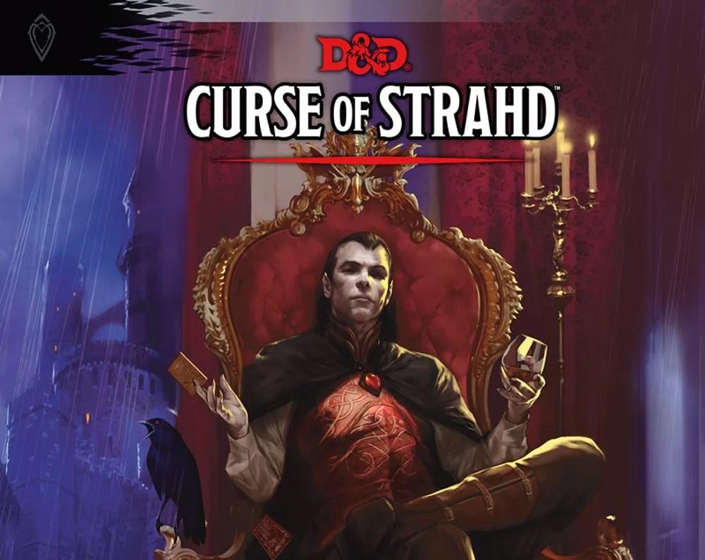 The Curse of Strahd