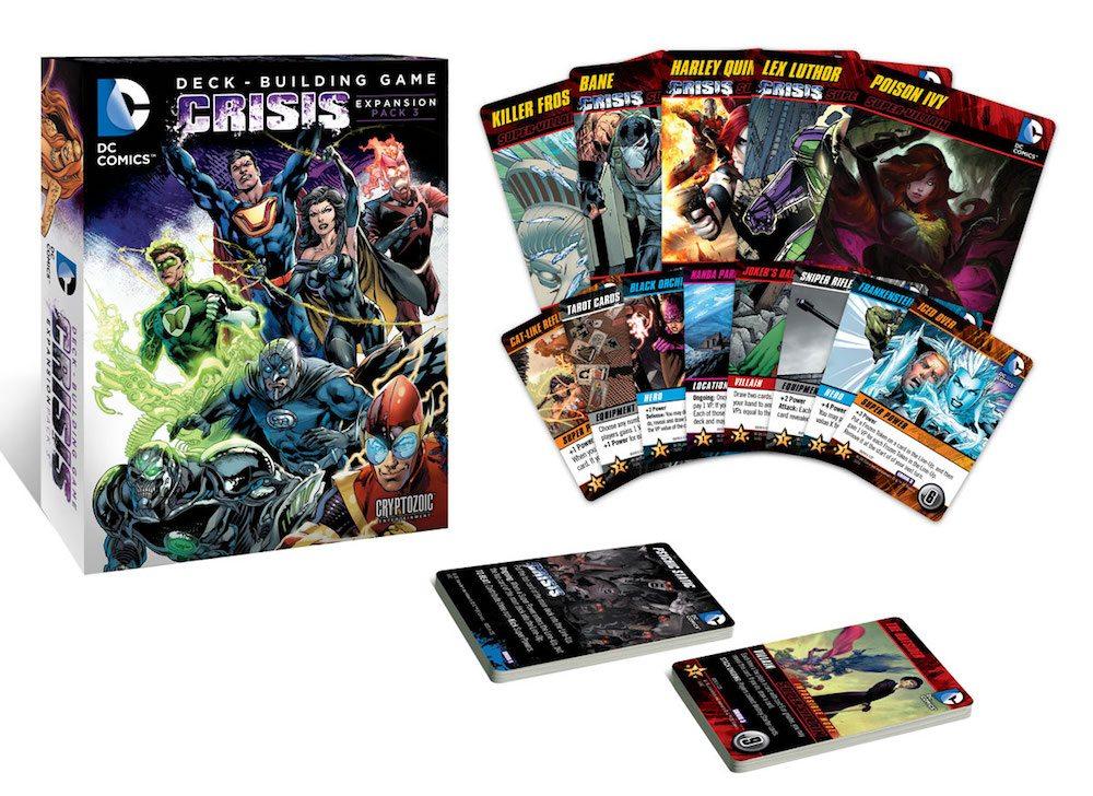 DC Crisis Expansion 3