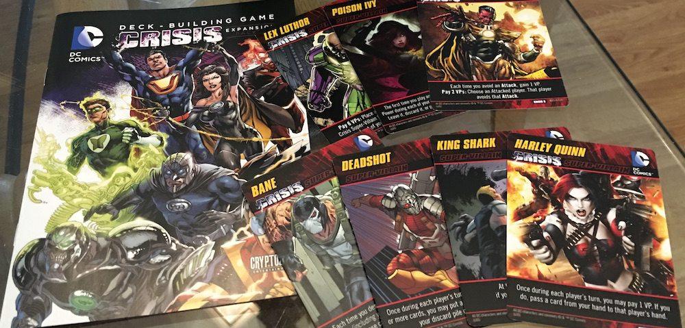 DC Crisis 3 Suicide Squad