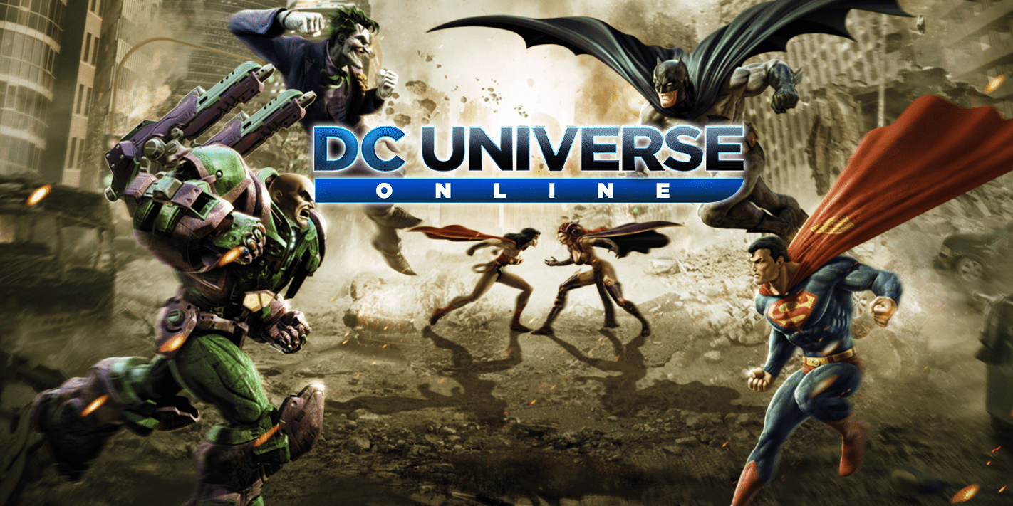 'DC Universe Online' Livestream: DC Fun for the Whole Family