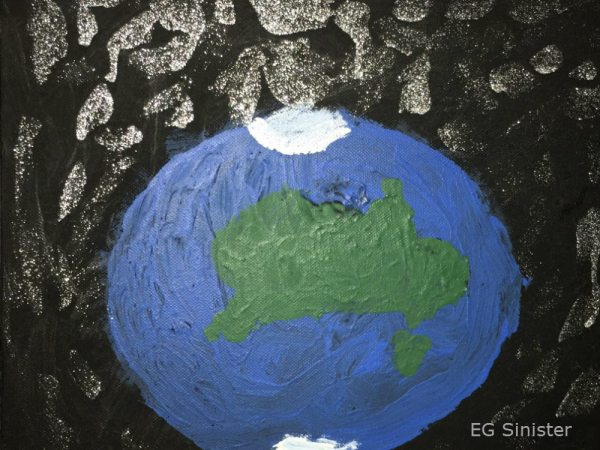 Planet Earth Artwork