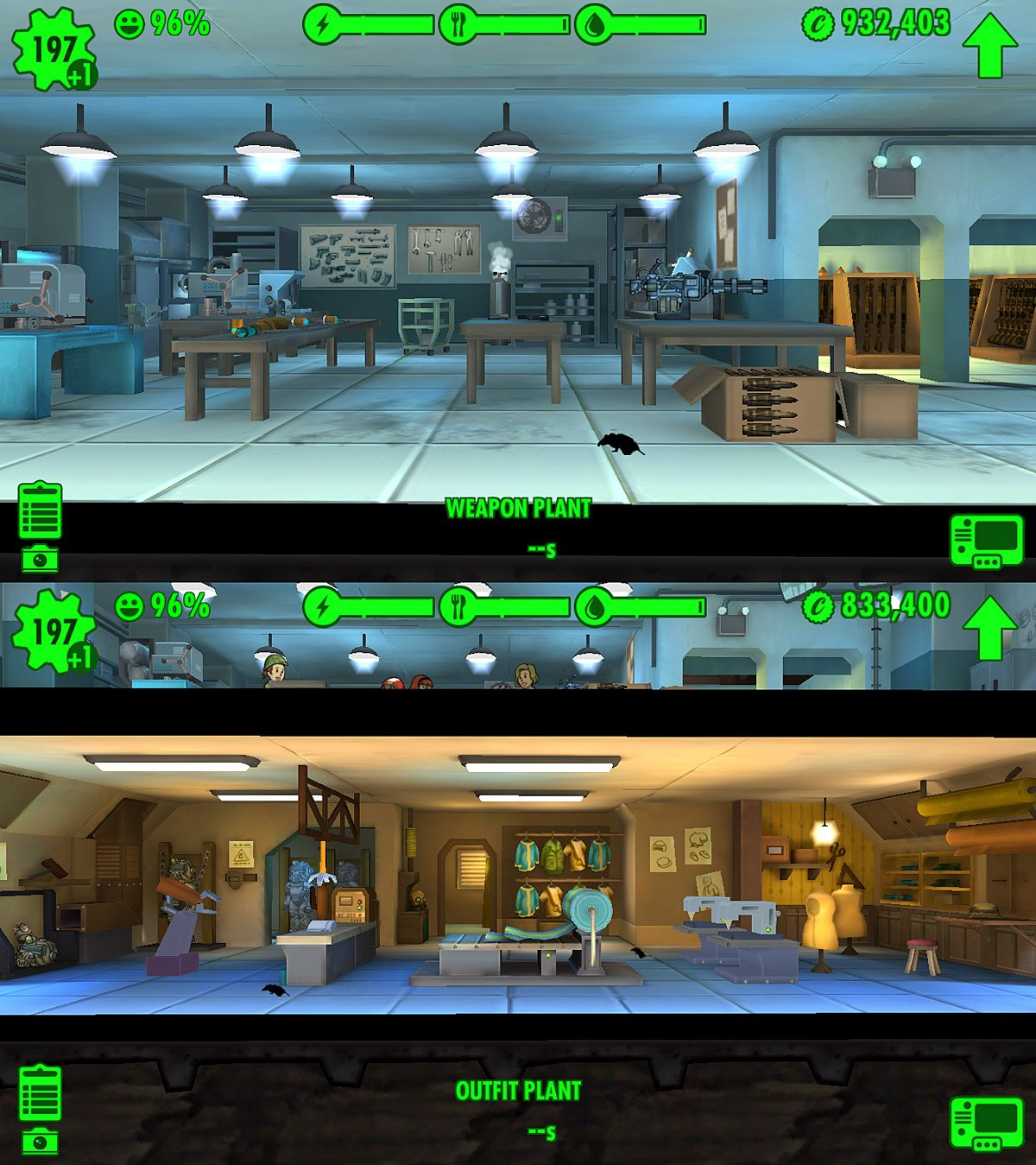 FalloutShelter-Rooms