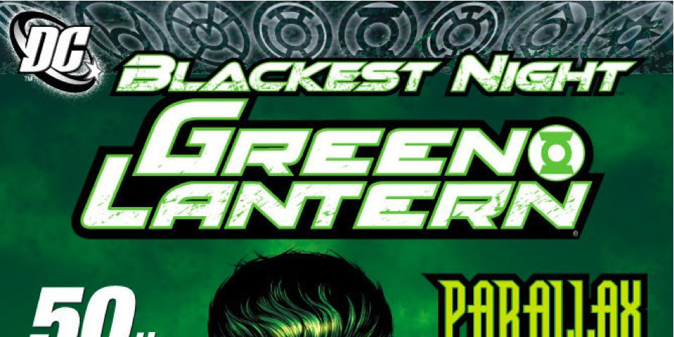 One Green Lantern Shines But Not the One With 50 Issues