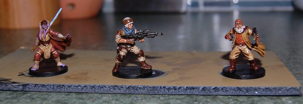 Imperial Assault Heroes Quickshade
