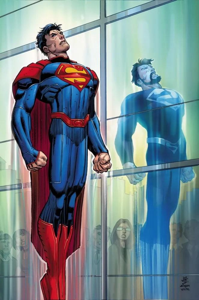 Superman #50 cover copyright DC Comics