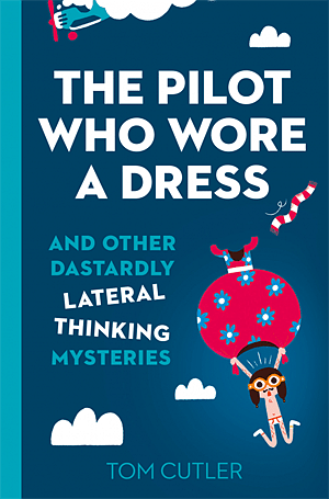 The Pilot Who Wore a Dress Cover © HarperCollins