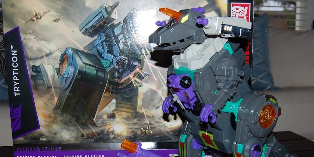 Blast From the Past: Trypticon Platinum Edition Review and Redeco