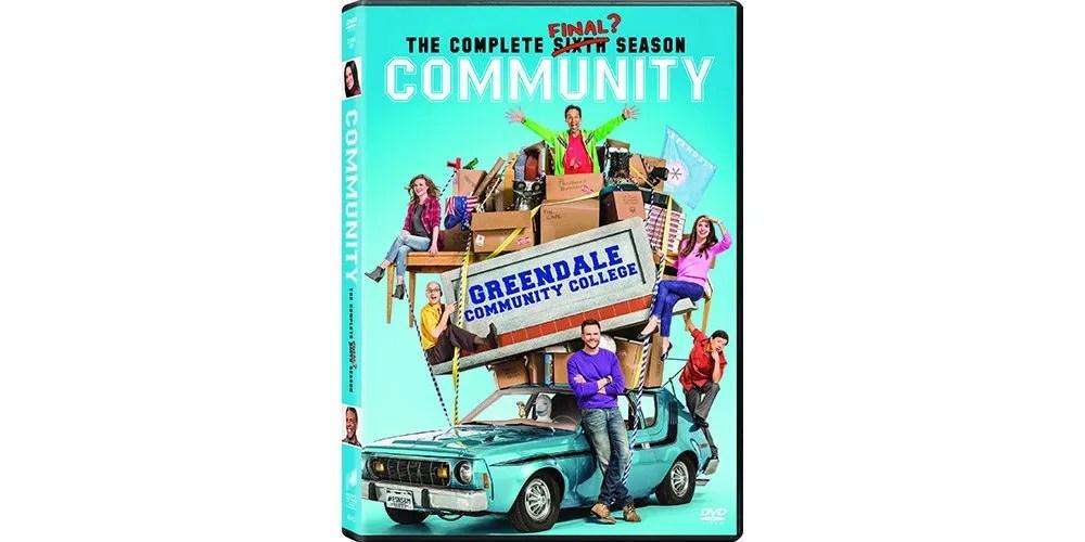 community final season