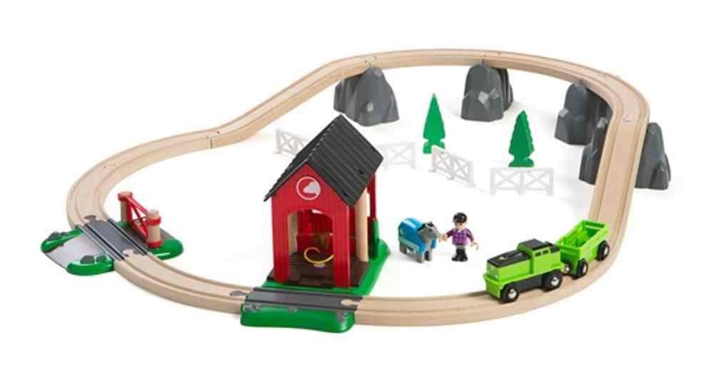 Brio Horse Train Set