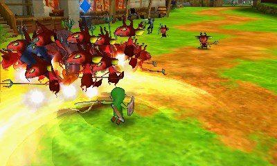 hryule warriors legends screen 2