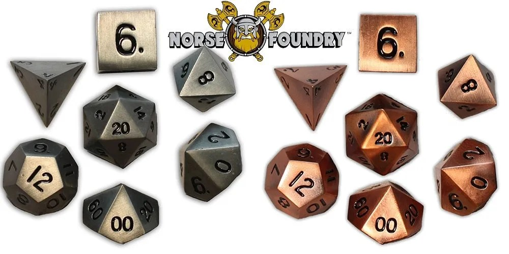norse foundry dice