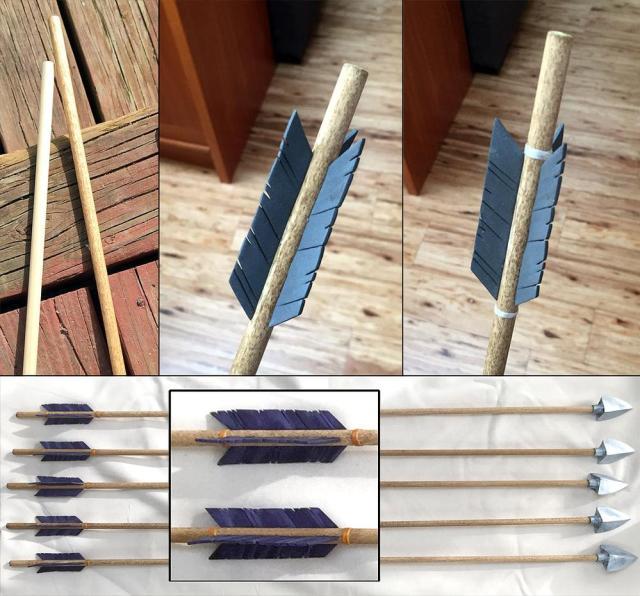 Ashitaka-Arrows