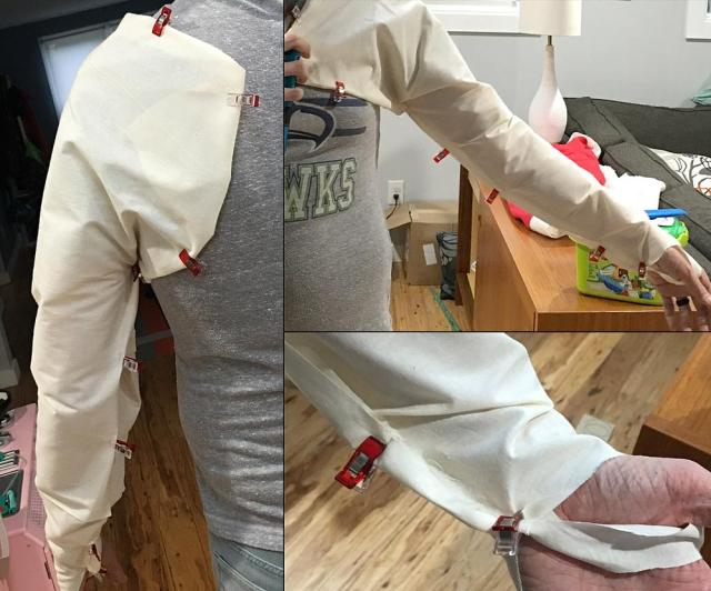 Ashitaka-Sleeve-Prototype