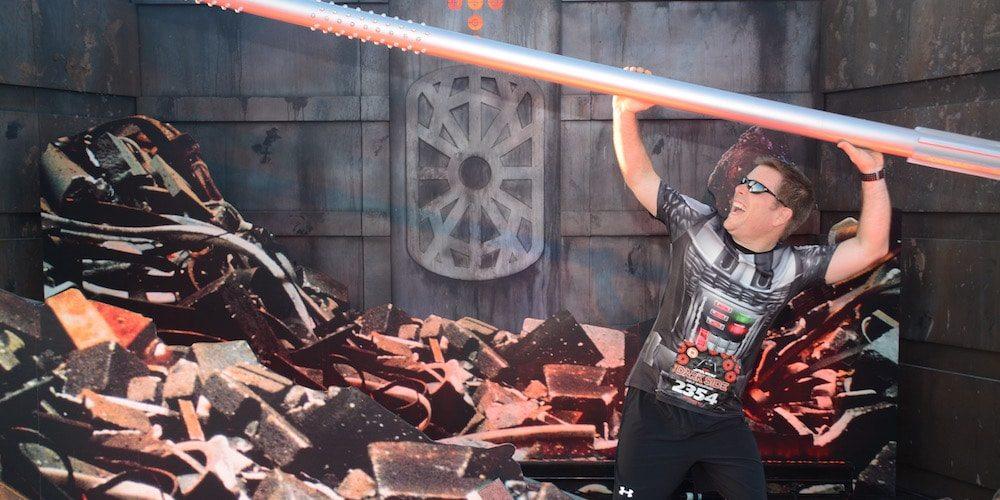 The Long Run – Disney Star Wars Dark Side Half Marathon