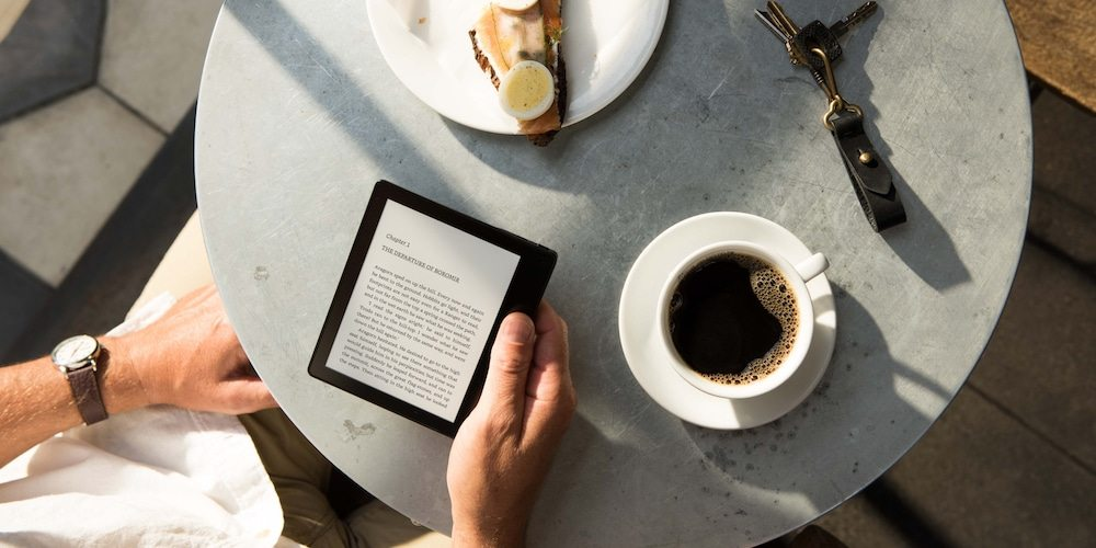 A New Haven for Your eBooks: Amazon Announces Kindle Oasis