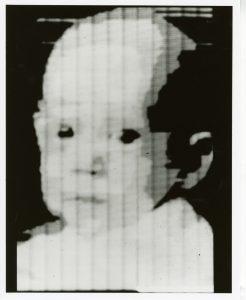 Robert Kirsch's three-month-old son, Walden. Image: Public Domain