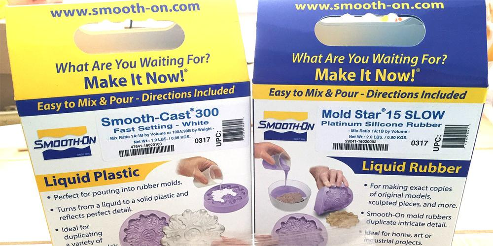 Mold Making and Casting 101 With Smooth-On