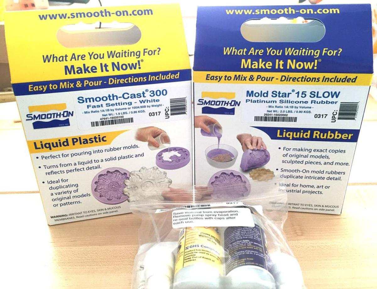 SmoothOn-Products