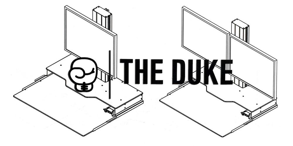 The Duke: Standing Desk