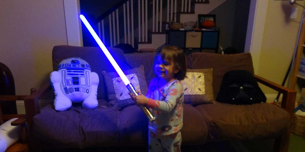 ultrasabers perfect for the jedi or sith in your life geekdad