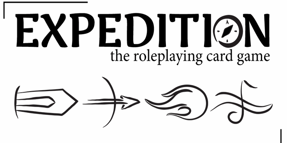 Kickstarter Alert: 'Expedition': The Roleplaying Card Game